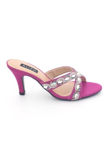 MINKA pink ALIPH Caris Heels MI006SH33XRIID_1