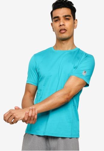 UniqTee 多色 無痕 圓領T恤 BE321AAD2886DDGS_1