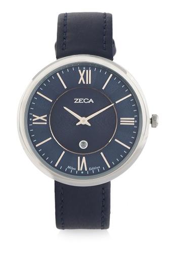 ZECA blue ZECA 1016LA.LBE.D.S3 - Milan Female Edition ZE074AC0V0RTID_1