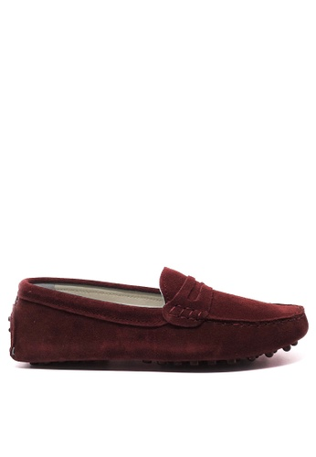 Twenty Eight Shoes Ladies Suede Loafers Shoes M88 DA3D9SH8C4415BGS_1