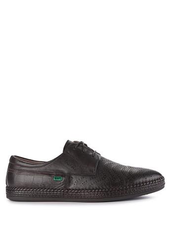 Kickers brown Man Shoes 3111 1AB55SH48C9095GS_1