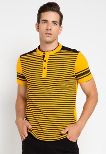 OTO ONO yellow Short Sleeve OT276AA0ULXJID_1