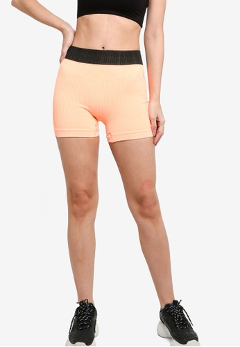 Free People pink Seamless Shorts A0E9BAA843822AGS_1
