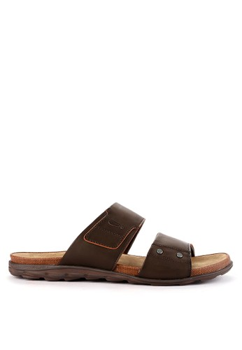 Watchout! Shoes brown Slip On Shoes EA6FDSH31E2105GS_1