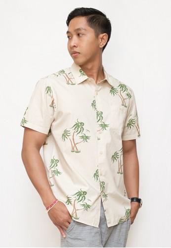 VISSLA white Ala Moana SS Shirt 828D5AAFC88C12GS_1