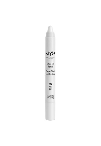 NYX Professional Makeup white NYX Professional Makeup Jumbo Eye Pencil -  MILK C2AC9BE8BEF116GS_1