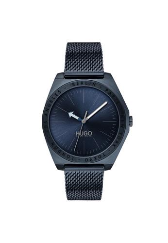 Hugo Boss blue HUGO Act Blue Men's Watch (1530109) 1A190AC3D3BE6BGS_1
