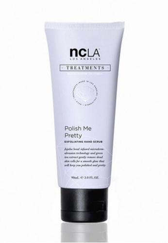 NCLA NCLA Polish Me Pretty Exfoliating Hand Scrub 90ml NC633BE69CJQSG_1