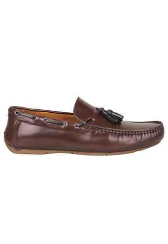 Tomaz brown Tomaz C360 Tassel Loafers (Coffee) B29B8SHAE936F0GS_1