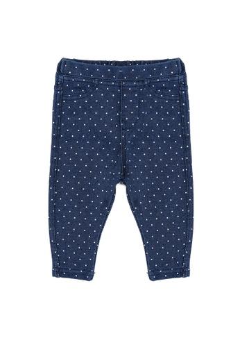 FOX Kids & Baby blue Casual Long Pants 95B1FKAC23D5EAGS_1