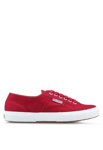 Superga red Cotu Classic Sneakers 3F591SHBCE4C5BGS_1