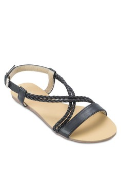 Irene Braided Sandals