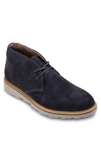 繫帶高筒休閒鞋,esprit童裝門市 鞋, 男鞋
