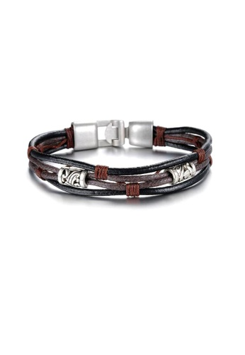 ADORA Leather Bracelet AD365AC2V1AVHK_1
