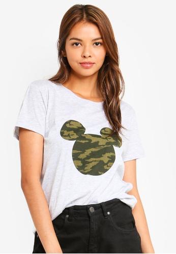 Cotton On silver Tbar Fox Graphic T-Shirt 03869AA1CB8326GS_1