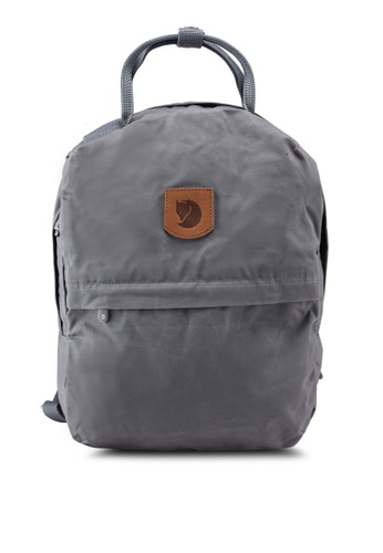 Fjallraven Kanken grey Greenland Zip Backpack 30DB7AC3E6E26BGS_1