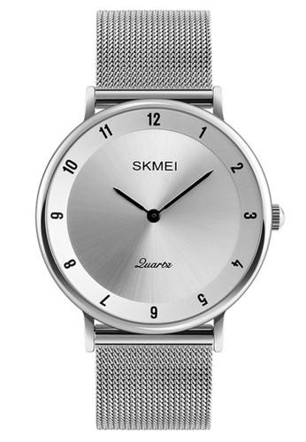 Digitec silver Skmei - Jam Tangan Pria - Silver - Stainless Steel - 1264-A 22E67AC9248CE9GS_1