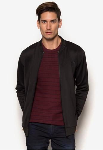 Elvar 簡約拉鍊外套, 服飾, esprit台北門市外套