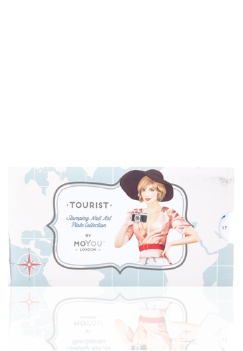 MoYou London n/a Tourist 17 Nail Decal MO734BE38PSNPH_1
