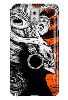 Sound Creep Matte Hard Case for Samsung Galaxy Note 3