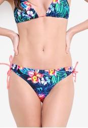 Superdry multi Marbled Hawaii Bikini Bottom SU137US36HQTMY_1