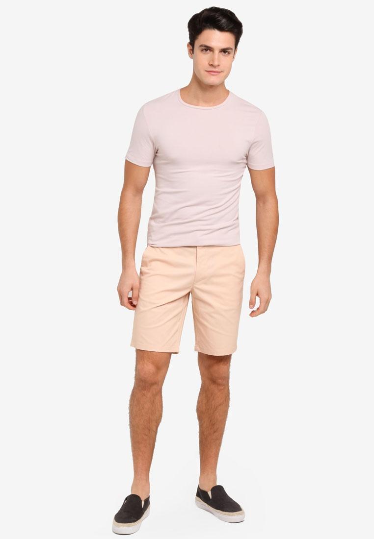 Burton Chino London Orange Shorts Menswear Coral xO0znpq66
