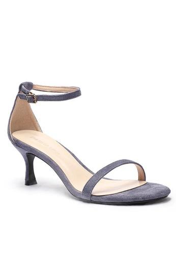 Twenty Eight Shoes 藍色 繞踝帶幼踭涼鞋366-1 71A88SH31307BAGS_1
