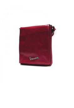 VESPA Messenger Bag with Neoprene Tablet Case