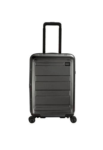 Bagasi black GILI Koper Hardcase Cabin/21 Inch FD4D4AC8723C18GS_1