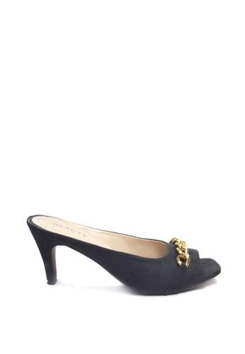 Beauty Shoes black Beauty Shoes 1369 Heels Black C3965SHFC60359GS_1