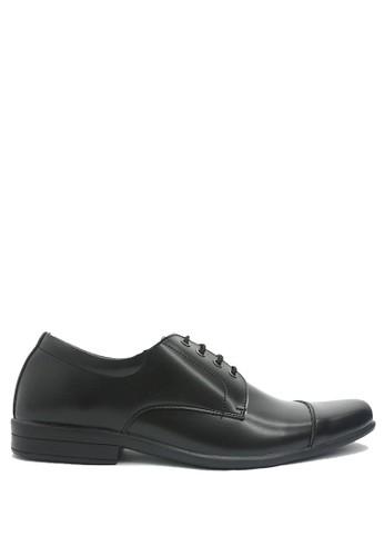 Dr. Kevin black Dr. Kevin Men Dress & Bussiness Formal Shoes 13343 - Black DR982SH0WBPQID_1