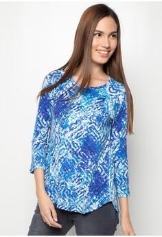 Iliza Cotton Knit Shirt