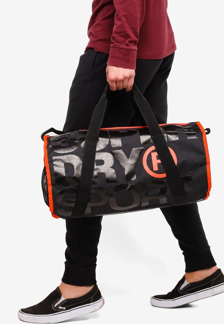 ... Sports Orange XL Superdry Black Friday Barrel Bag Hazard Black Rzwx7qgp 869a51d61a