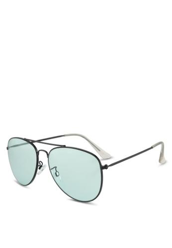 ALDO green Triesenberg Sunglasses/Aviator B9EC1GL502F34EGS_1