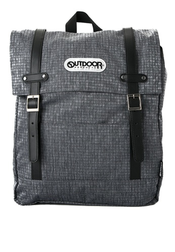 Outdoor Products grey Square Daypack OU226AC0JY94PH_1