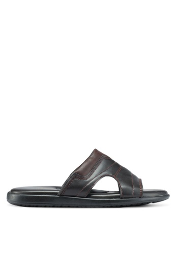 Bata brown Casual Sandals E1ABCSHEC54326GS_1