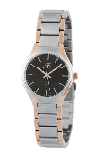 Teiwe Collection silver Moment Watch Teiwe Collection TC-CL3004 jam tangan wanita - stainlles steel - putih 2382EACA1D68EBGS_1
