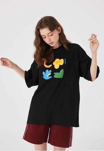 Twenty Eight Shoes Trend Printed T-Shirts HH0098 784E2AAF220078GS_1