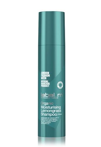 label.m green Organic Lemongrass Shampoo 200ml LA590BE87CLCSG_1