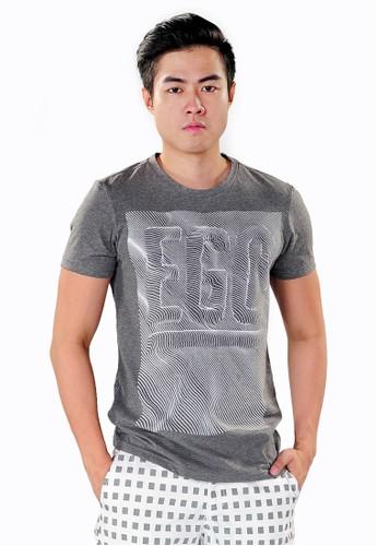 SJO & SIMPAPLY grey SPP Ego Charcoal Men's Shirt 84E66AACD349A9GS_1