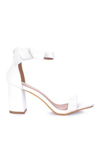 770948c4629 Chana Ankle Strap Heeled Sandals