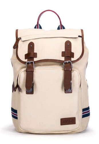 AVI-8 beige Back Pack AV642AC58JSFPH_1