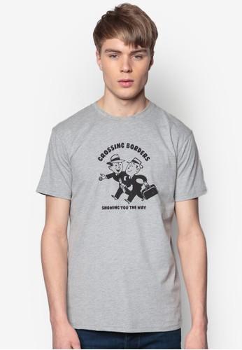 移工圖文設計TEE, 服飾, esprit 高雄印圖T恤