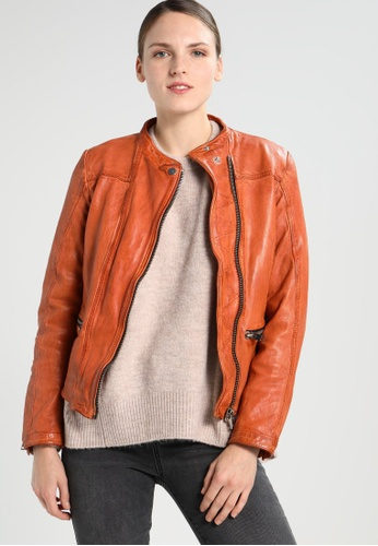 13c419da8 Shea SF leather jacket