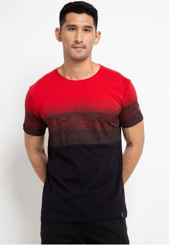 X8 red Ishak T-Shirts D718BAAE99BB19GS_1