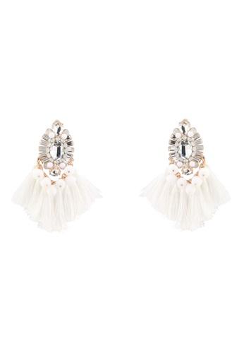 ALDO white Woidien Earrings 8C417AC04C0430GS_1