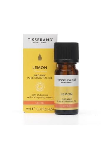 Pure & Well Tisserand Lemon Organic Essential Oil 9Ml BB138ESB8D0A90GS_1