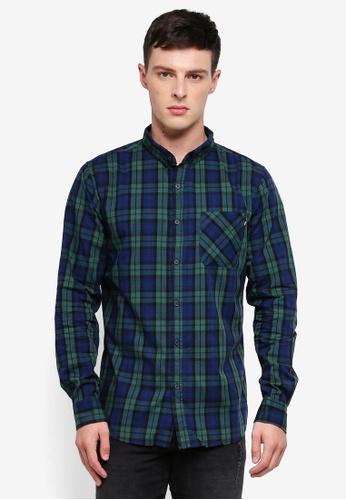 Cotton On 褐色 Brunswick Shirt 40F61AA96D61A8GS_1