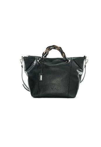 Pierre Cardin black Pierre Cardin Nicolle Medium Tote Bag D64E6AC0B212B5GS_1