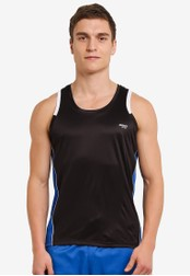 2GO black Sleeveless T-Shirt 2G729AA0S60CMY_1